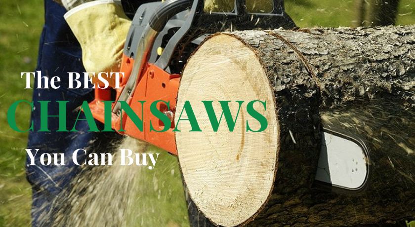 The Best Chain Saws For 2019 and Beyond