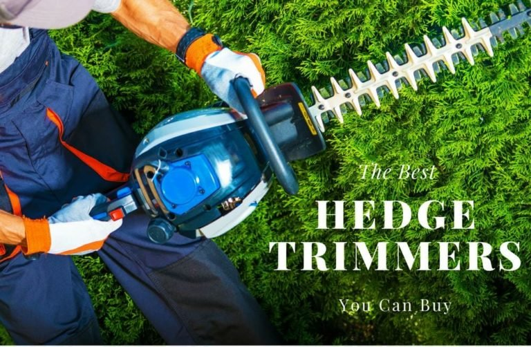 The Best Hedge Trimmers You Can Own Today