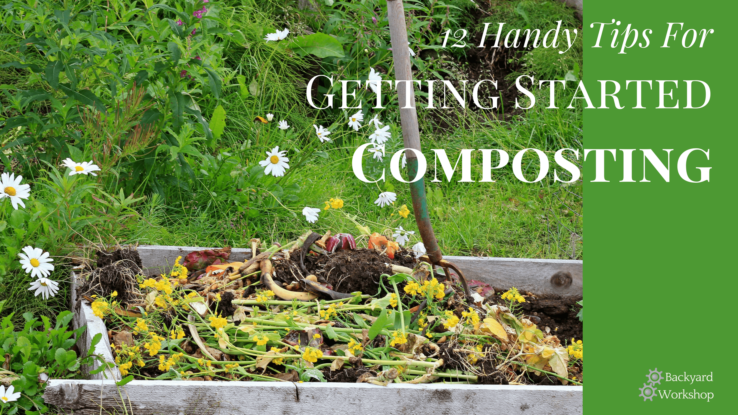 tips for composting