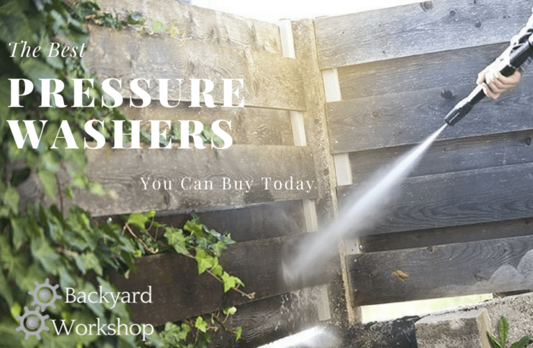 The Best Pressure Washer Reviews – Electric and Gas Power Washers!