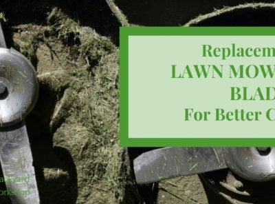 The Best Lawn Mower Blade Replacements You Can Buy