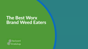 Worx Weed Eater REviews