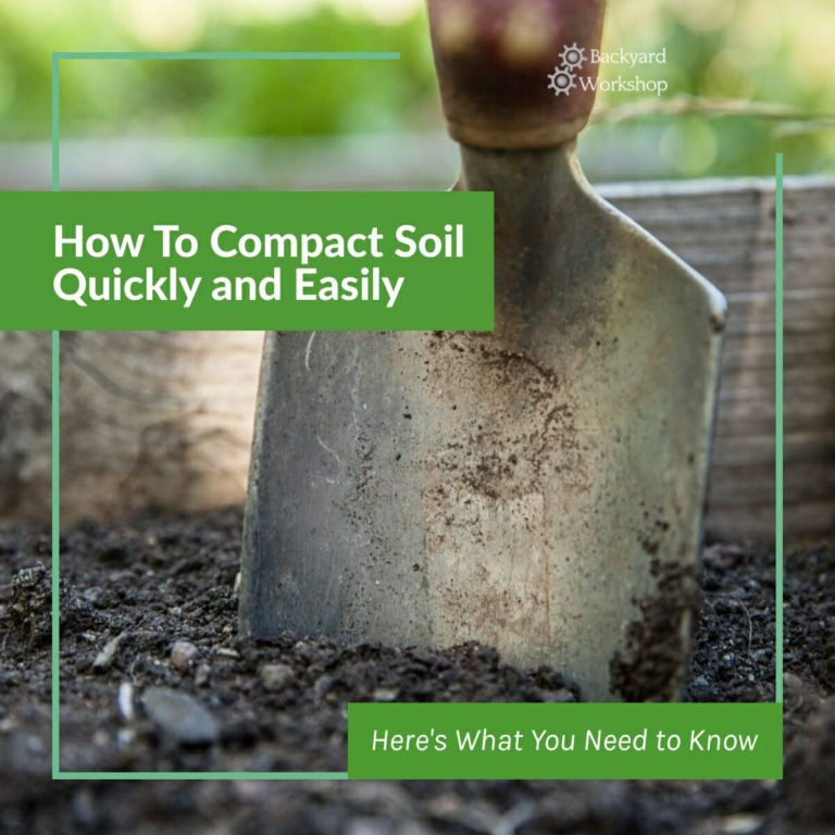 How To Compact Soil Quickly and Easily: Here's What You Need to Know